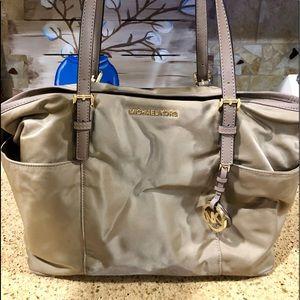 19aa6160fe8bf Michael Kors Bags - Michael Kors Nylon Diaper Bag